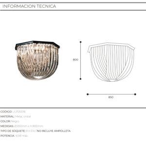 Lampara BF Design 18